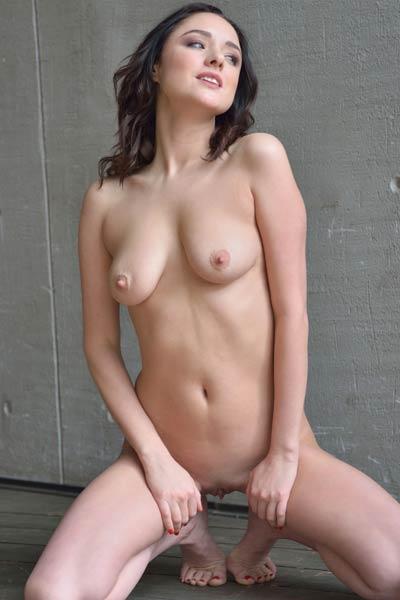 Model Nika A in Take Me